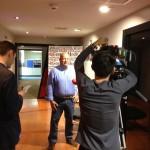Intervista televisione nazionale